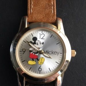 Classic Mickey Mouse Watch